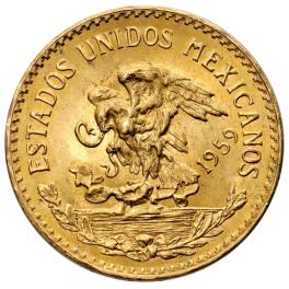 Messico - 20 Pesos
