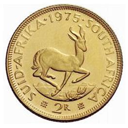 Sud Africa - 2 Rand