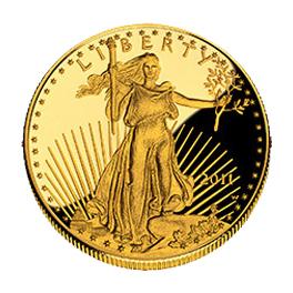 USA – 50 Dollari Aquila 1 oz.