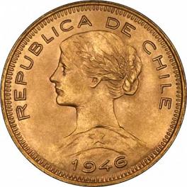 Cile - 100 Pesos