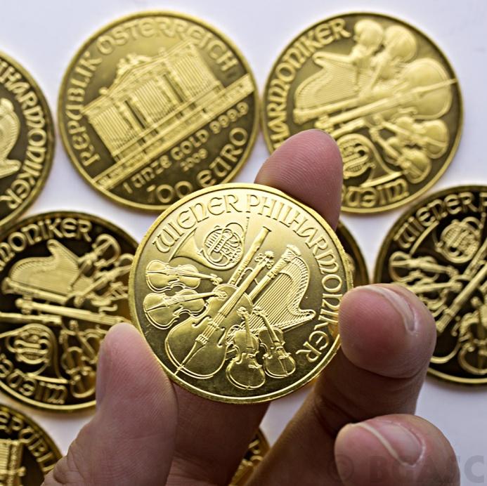 L'Austria rimpatria 110 tonnellate di riserve auree