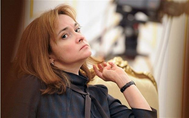 Mosca e oro: le opinioni della governatrice