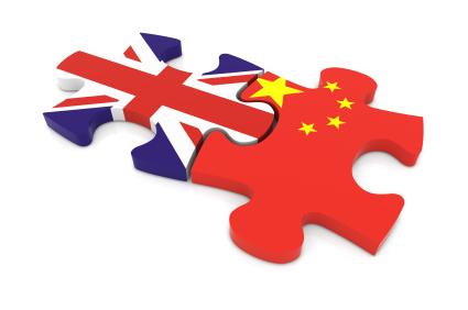 L'oro britannico brilla in Cina