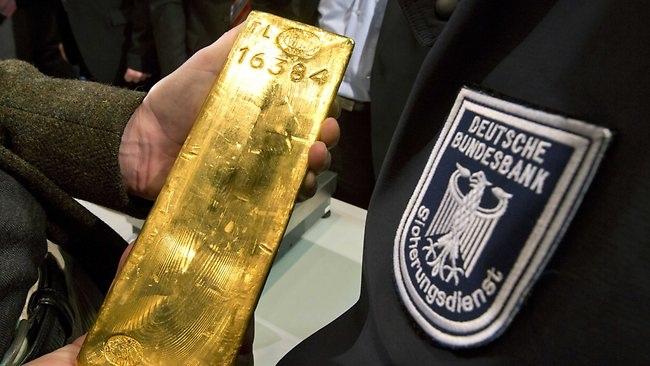 Riserve auree: nuovo rapporto della Bundesbank