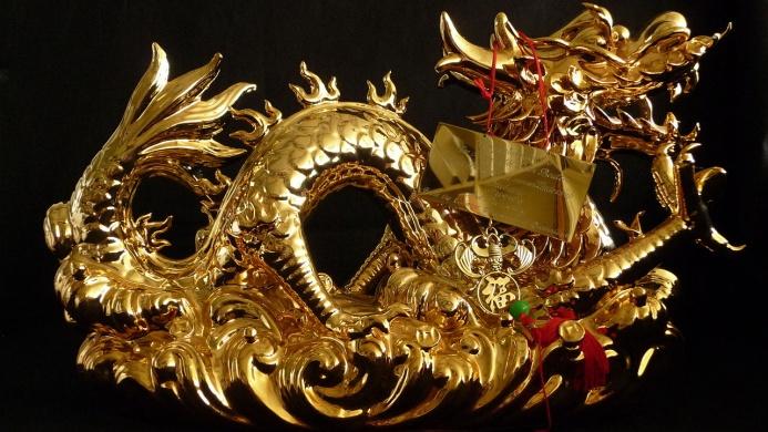 Alle origini, remote e segrete, dell'accumulazione aurea cinese