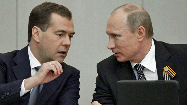 """Il governo di Mosca prosegue nella """"corsa all'oro"""""""