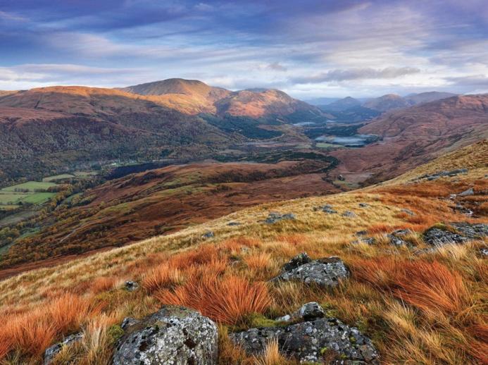 L'oro delle Highlands: riapre la miniera di Tyndrum