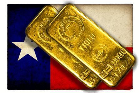 "Passi avanti in Texas per il ""Fort Knox"" statale"