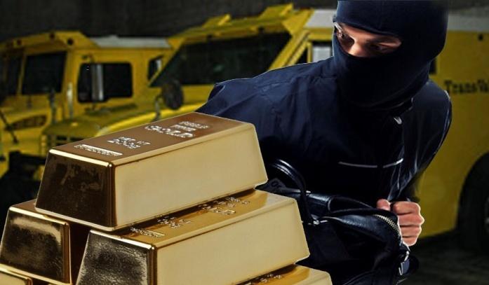Dal furto con destrezza al cyber crime, l'oro al centro del mirino