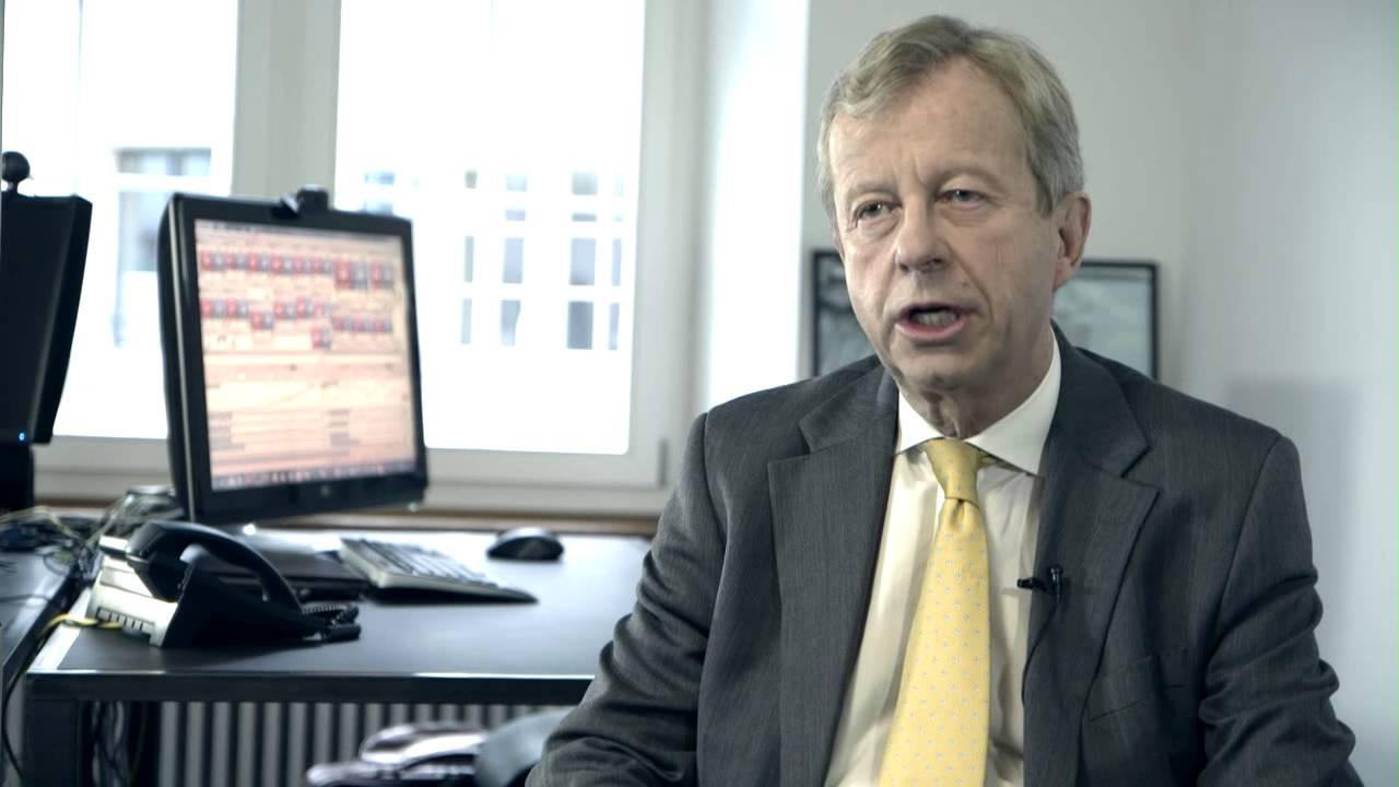 Egon Von Greyerz, intervista  a tutto campo