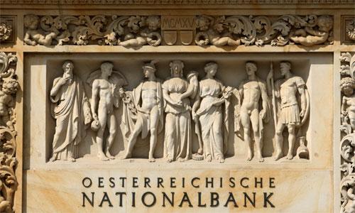 Austria: bocche cucite sui risultati dell'ispezione alle riserve presso la BoE