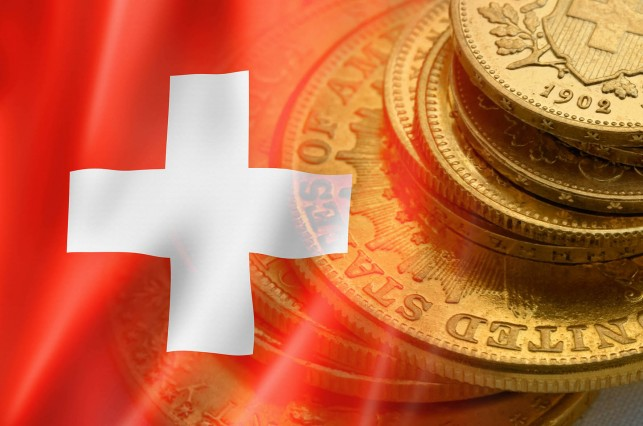 Svizzera: esportazioni d'oro in calo nel mese di settembre