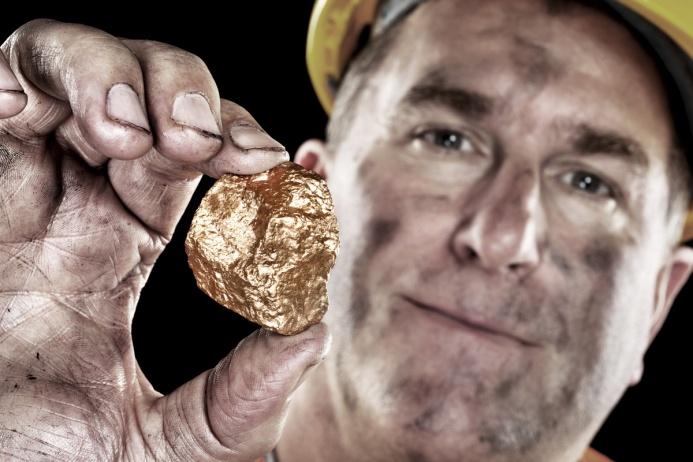 Produzione d'oro: siamo al picco, quale futuro?
