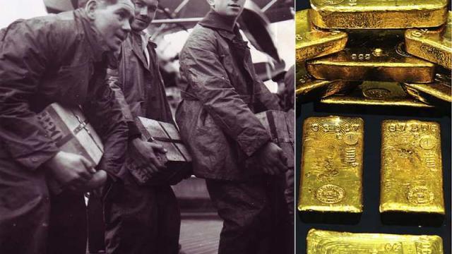 """""""Gold Case"""": l'affaire Troadec e l'oro della Banque de France"""