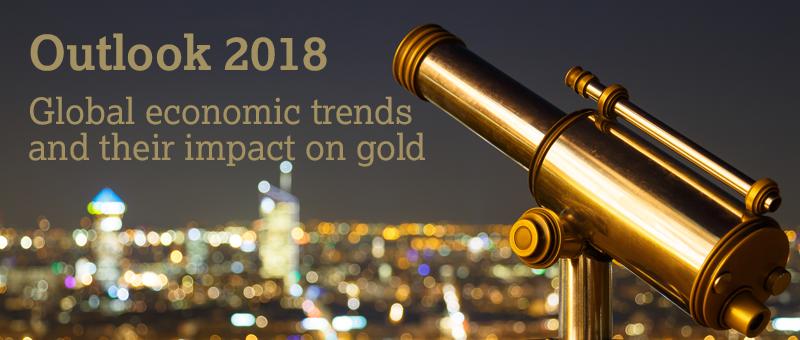 L'outlook del World Gold Council sul 2018