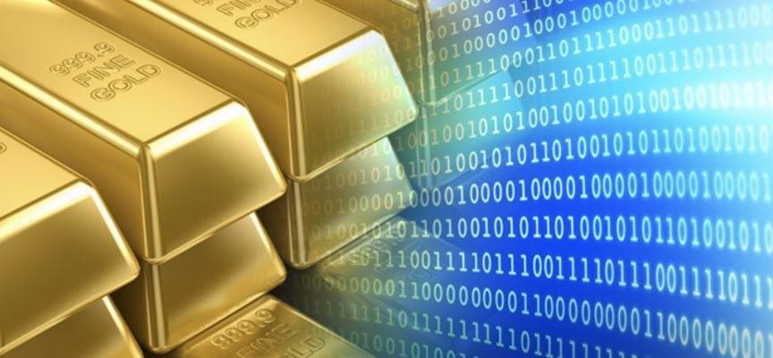 La blockchain scopre il metallo prezioso (o viceversa?)