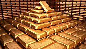 Ubp: oro stabile sui 1.300 dollari nei mesi a venire