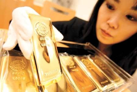Cina: acquisti d'oro sfrenati per il terzo mese consecutivo