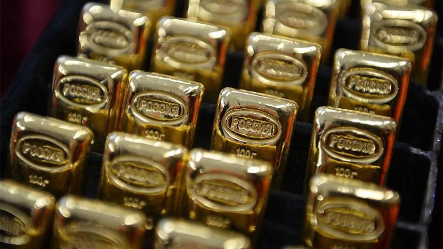 La corsa all'oro della Russia: 31 tonnellate in un mese