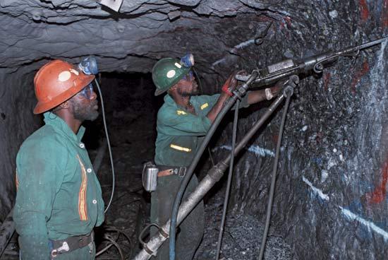 Il futuro del Sudafrica non è più d'oro