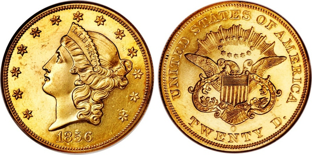 Le protagoniste del bullion: i 20 dollari Liberty Head