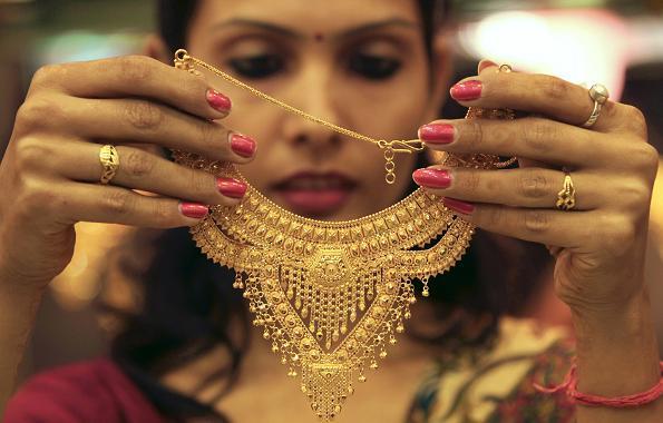 Preoccupazione della Reserve Bank of India per le importazioni d'oro